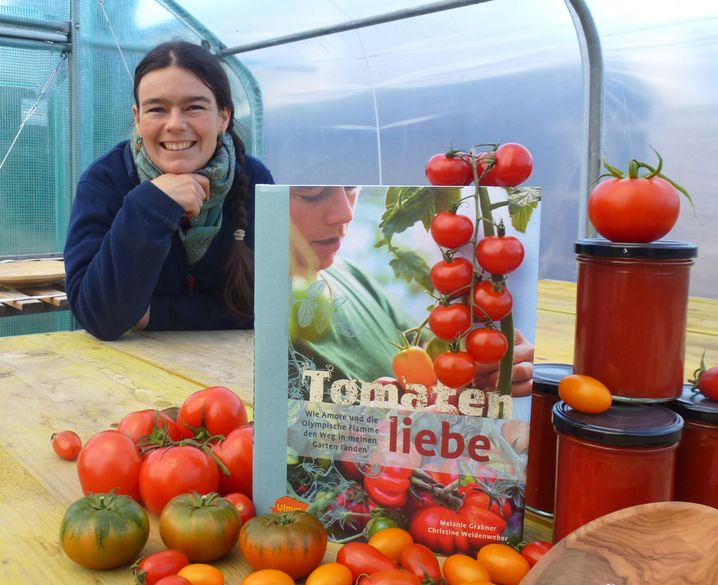 Tomatenzüchterin Grabner: Über 300 Sorten im Angebot