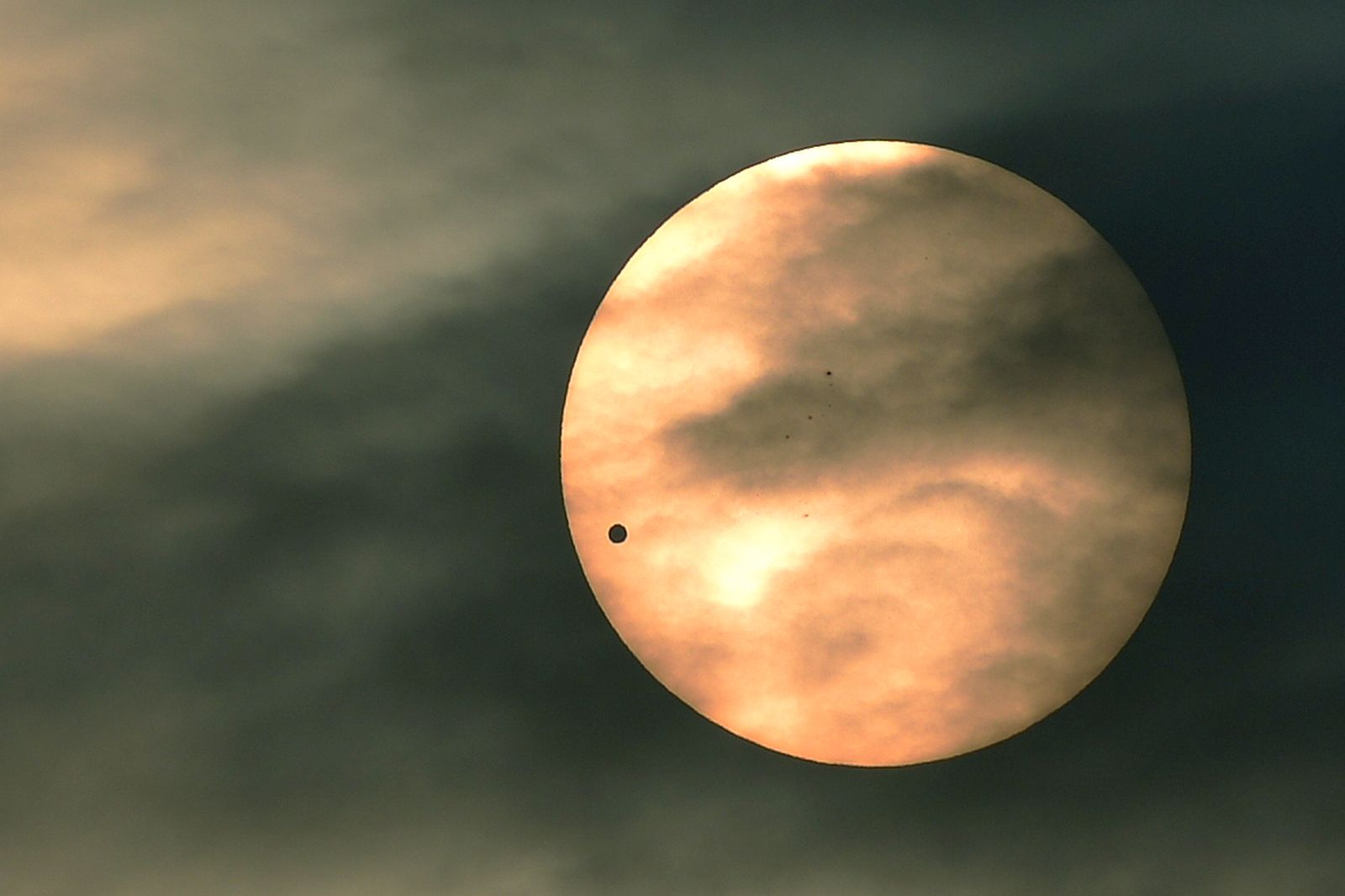 China Transit of Venus