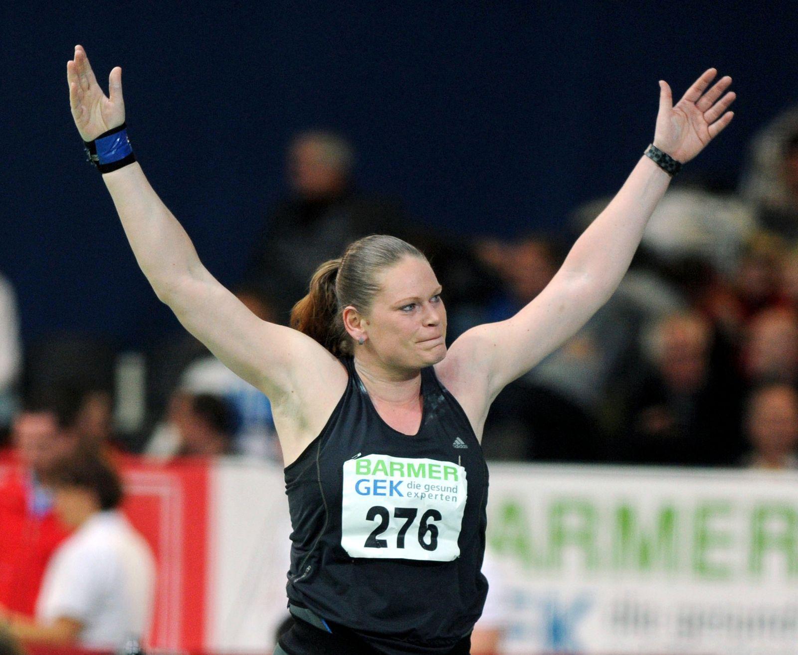 59. Deutsche Hallen-Leichtathletik-Meisterschaften