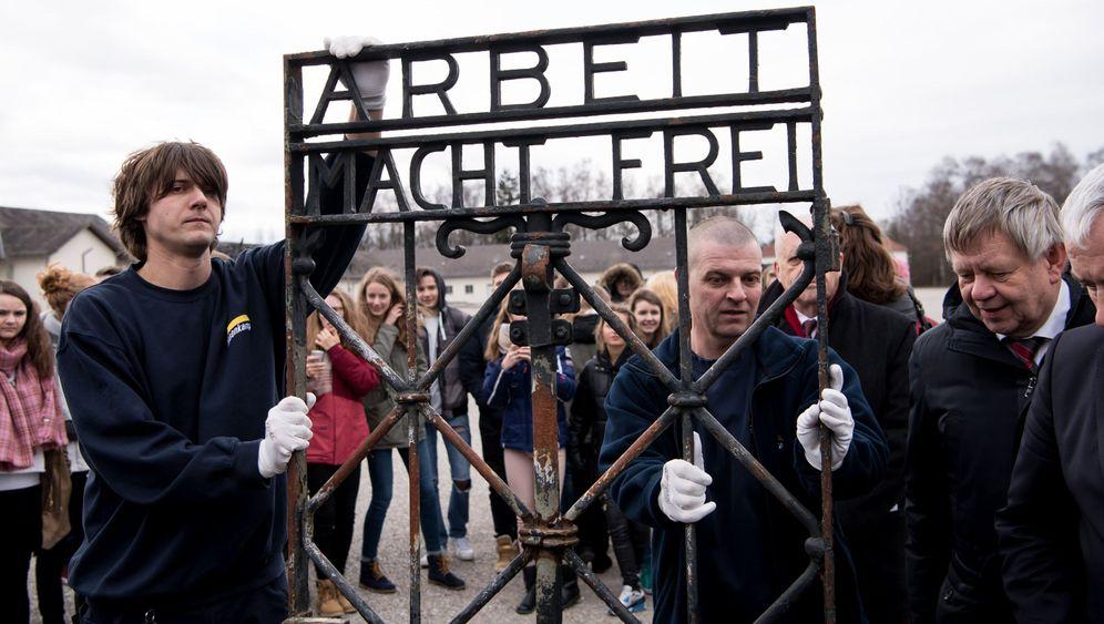 """KZ Dachau: """"Ein bedeutender Tag für die Gedenkstätte"""""""