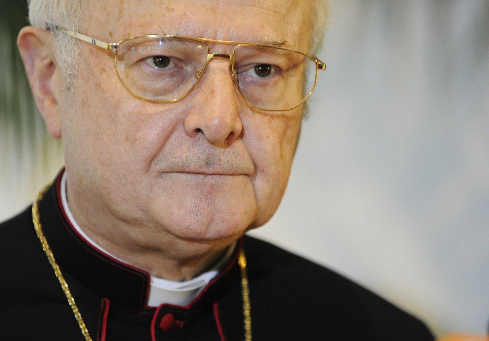 Krisengipfel im Vatikan: Papst «tief erschüttert»