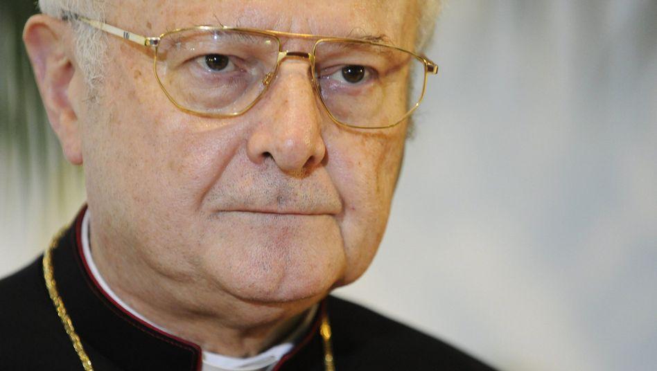 Freiburgs Erzbischof Zollitsch: Vertuschungs-Vorwürfe dementiert