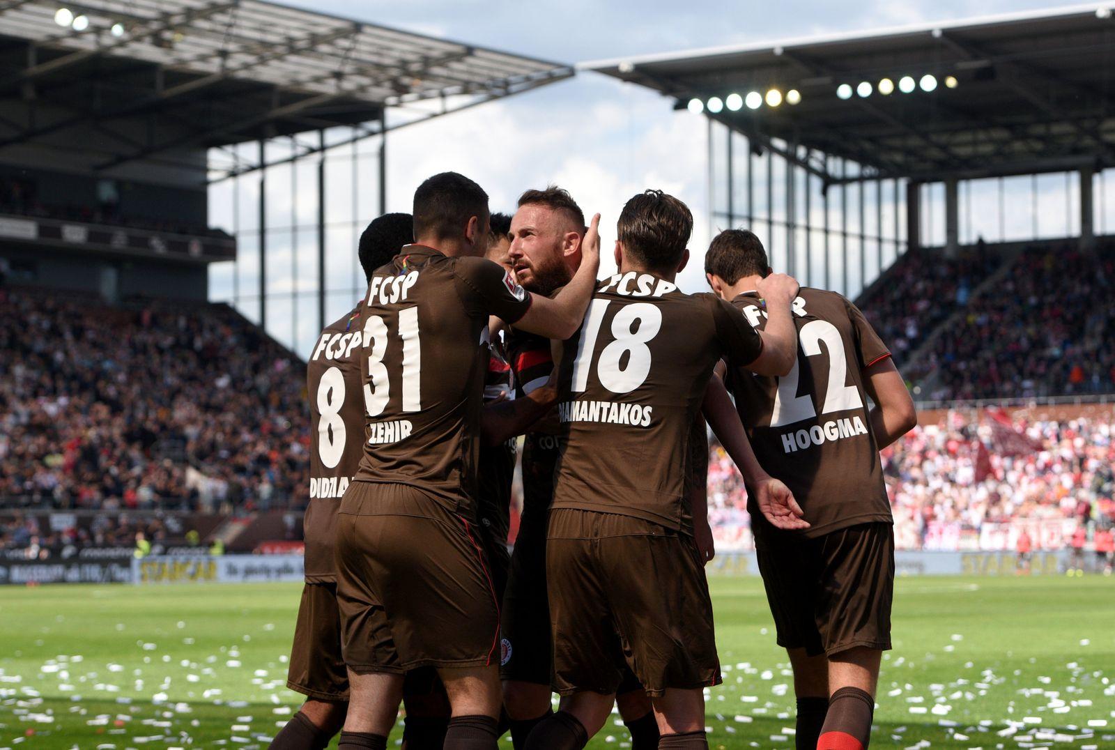FC St.Pauli - Jahn Regensburg