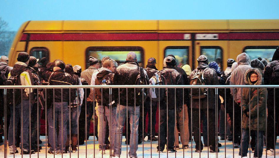 S-Bahn in Berlin (Archivbild)