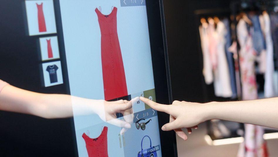 Alibaba-Fashion-Concept-Store in Hongkong