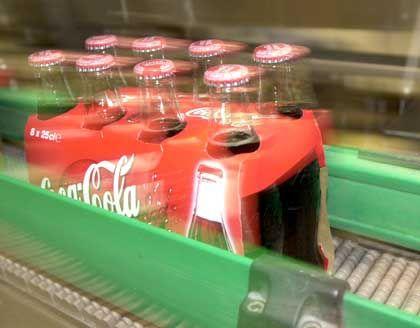 Coca-Cola: Schlechtes Jahr für den Brausekönig