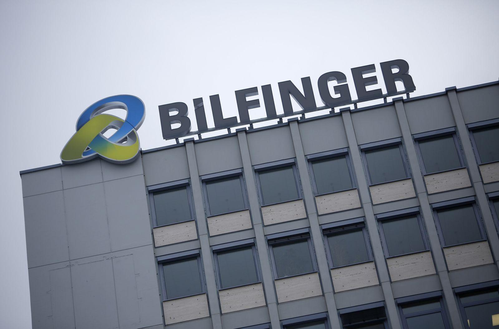 Bilfinger / Logo