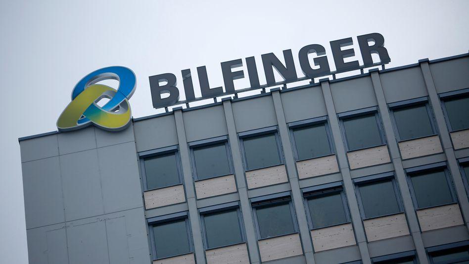 Bilfinger-Zentrale in Mannheim