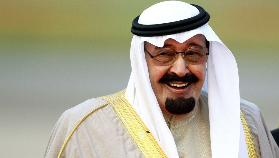 König Abdullah (2007): Ortungschips wie bei Falken und Pferden für Verdächtige