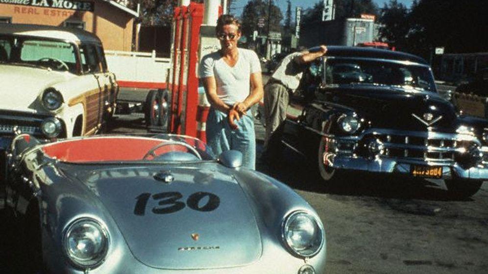 James Deans Porsche 550 Spyder: Tod auf der Route 466