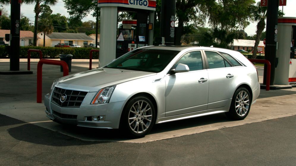 Cadillac CTS Sport Wagon: Einladender Exot