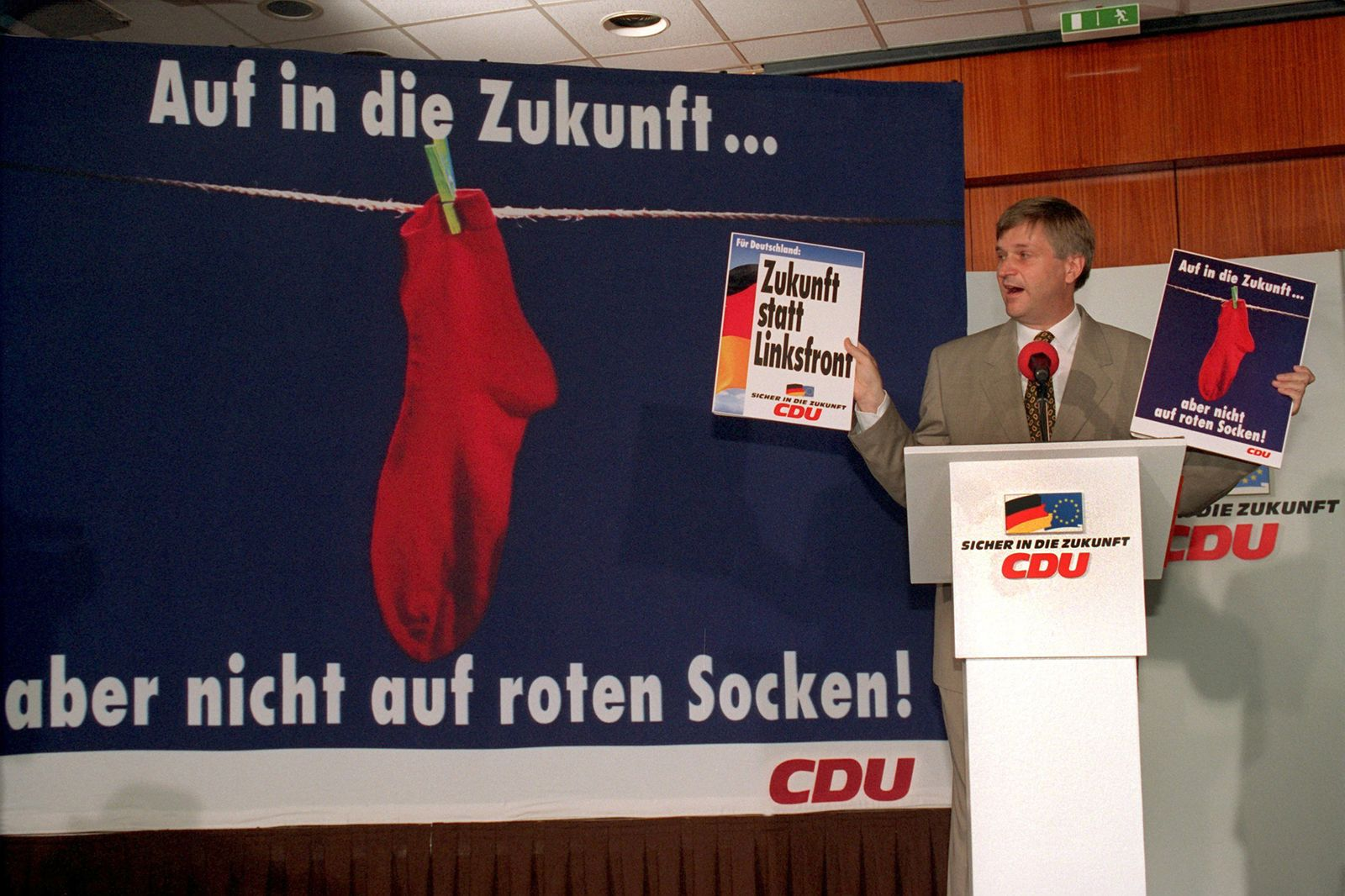 Rote Socken / CDU