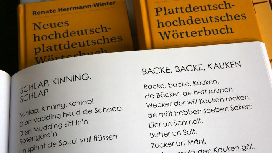 Wörterbuch Hochdeutsch - Plattdeutsch