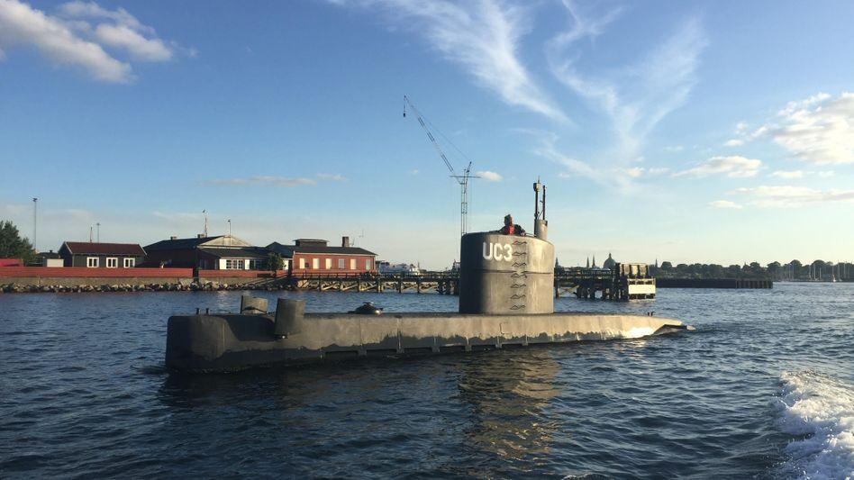 Peter Madsens U-Boot