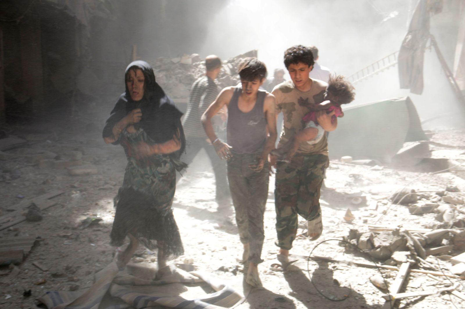 Syrien / Kinder