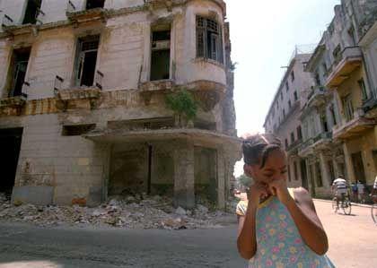 Kubanischer Sozialismus: Von Castro sanktioniert, von den USA mit Sanktionen belegt