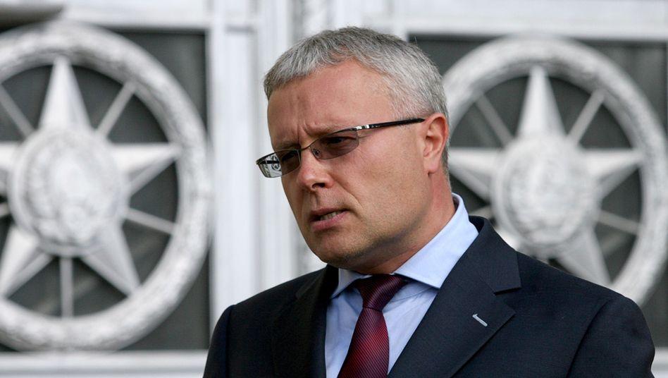 """Alexander Lebedew: """"Ich habe keine andere Wahl. Gegen mich gibt es eine Kampagne"""""""