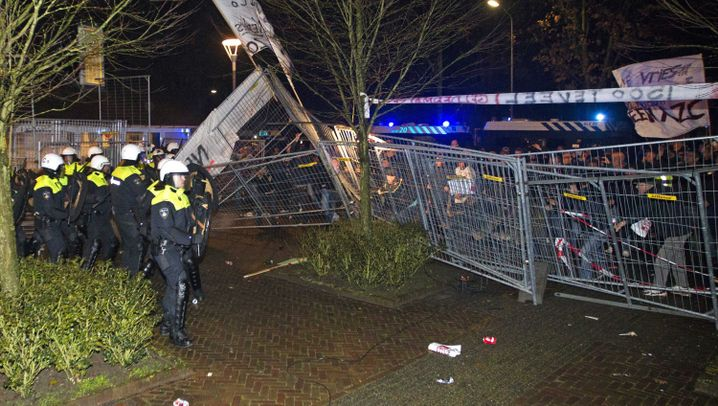 Niederlande: Proteste in Geldermalsen eskalieren