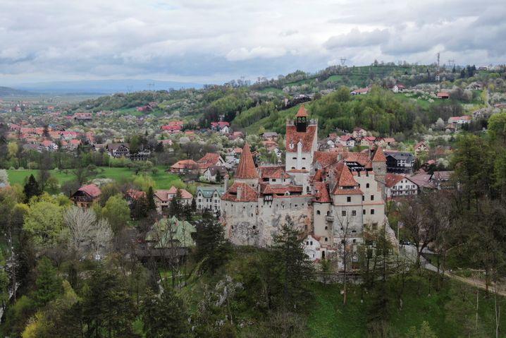 Das »Dracula-Schloss« Bran