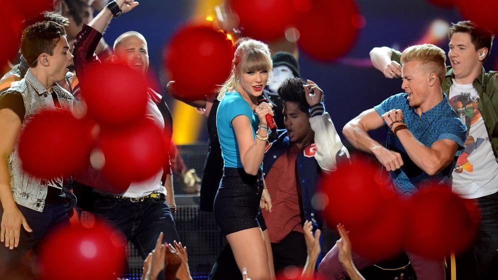 Billboard-Musikpreise: Swifts Supersause