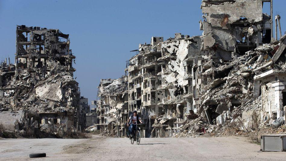 Syrien: Beobachter melden wenige Verstöße gegen Waffenruhe