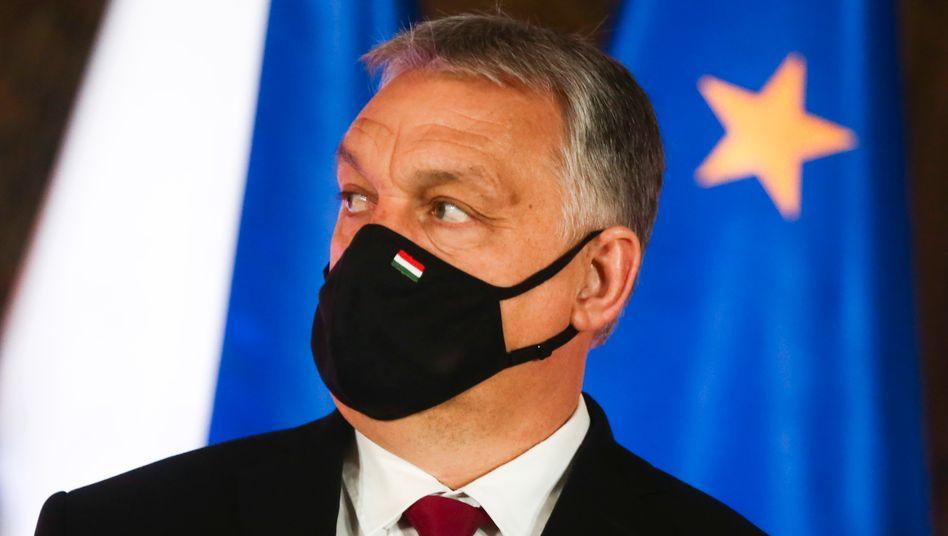 Viktor Orbán: Alle Brücken eingerissen