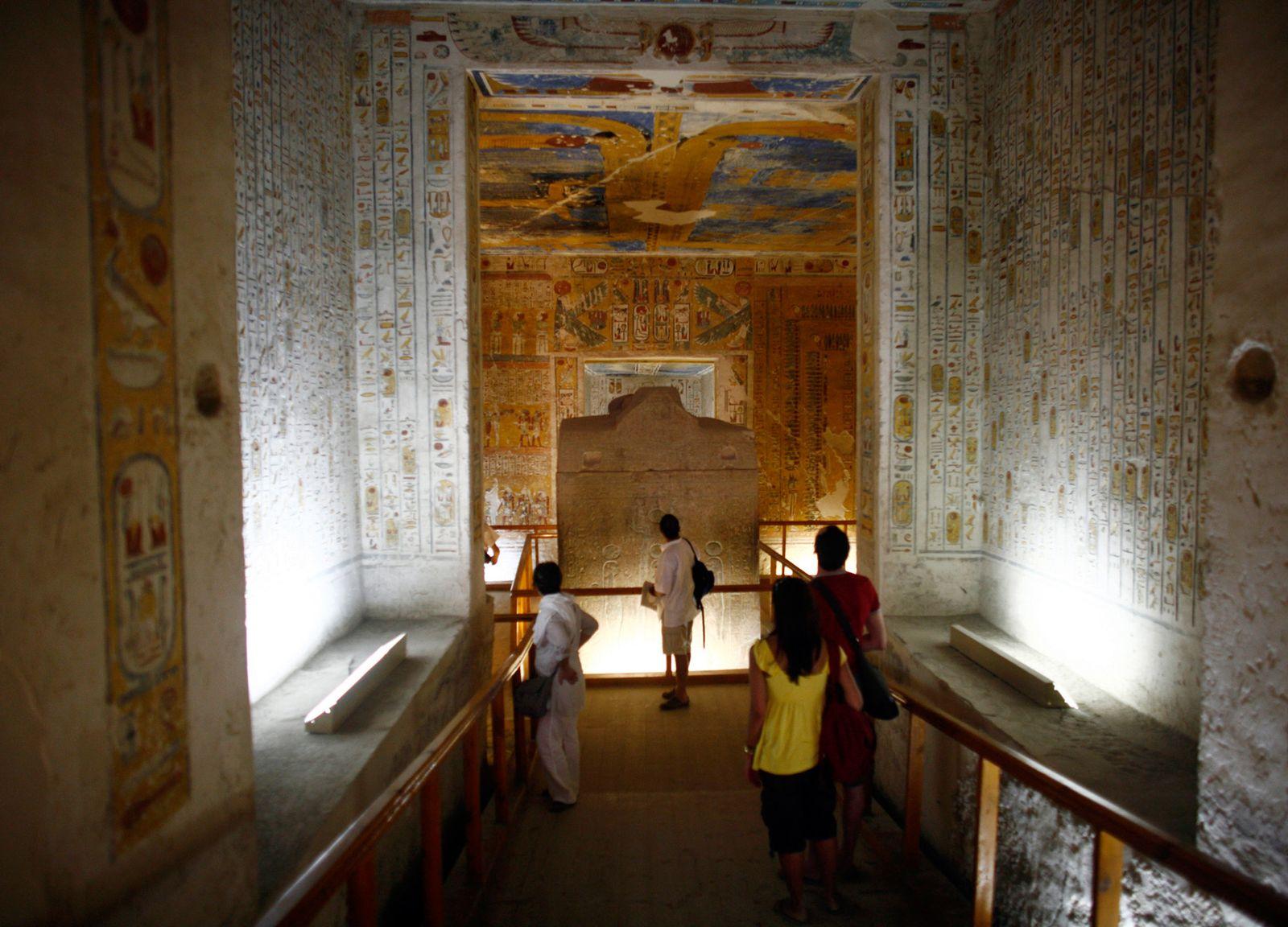 Tal der Könige / Ägypten