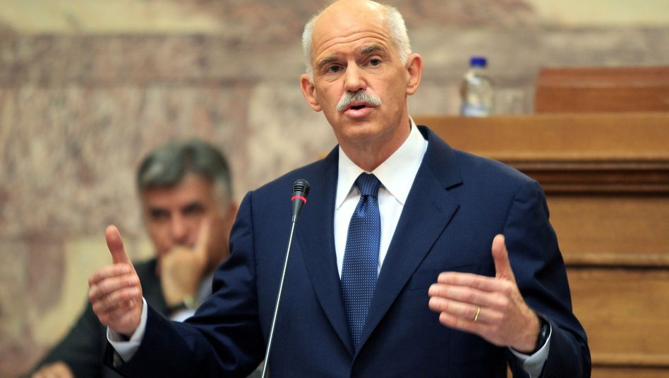 Greek Prime Minister George Papandreou has called a make-or-break referendum.