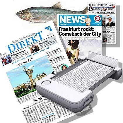 Moderne Tabloid-Formate versus elektronisches Papier: Wo liegt die Zukunft des Mediums Zeitung?