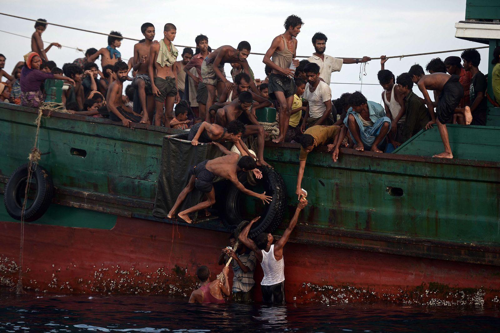 Thailand/ Flüchtlinge
