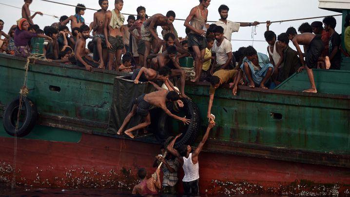 Flüchtinge: Die große Not auf dem Meer