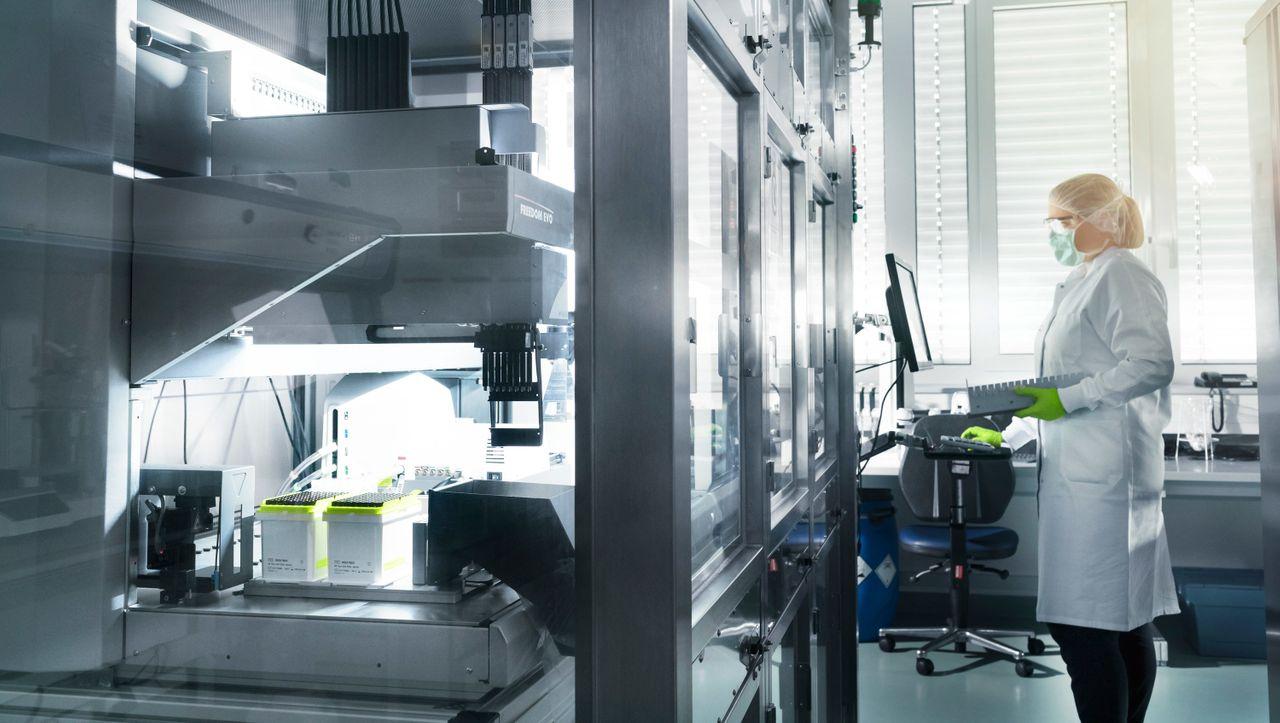 +++ Corona-News +++: Biontech startet Impfstoffproduktion in Marburg - DER SPIEGEL