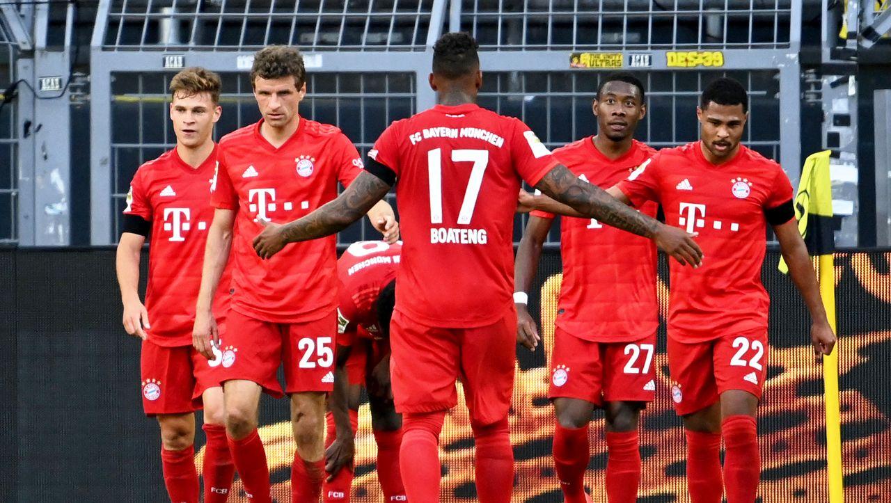 """Internationale Pressestimmen zu Dortmund gegen Bayern: """"Die Bundesliga ist bayerisch"""""""
