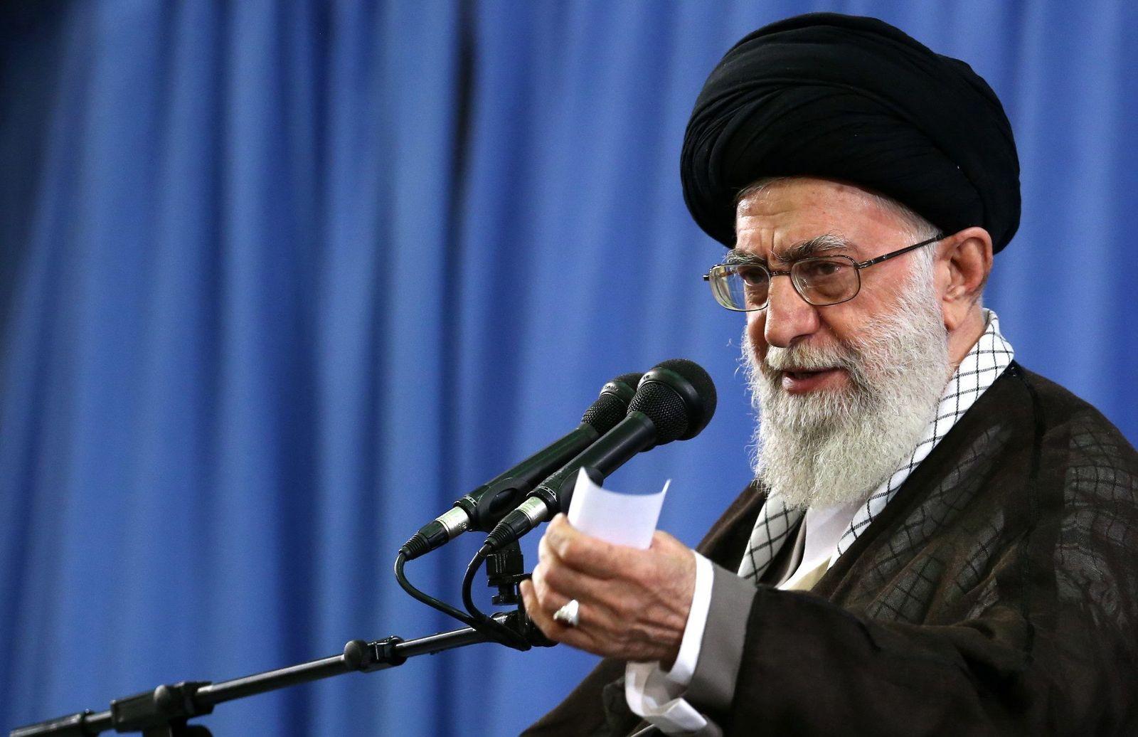 Chamenei/ Hinrichtungen