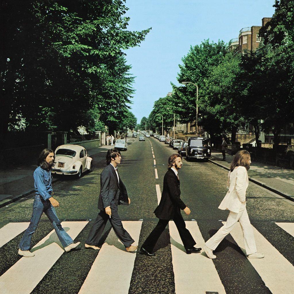 Kult-Album «Abbey Road» erklimmt erneut Charts