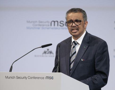 Dr. Tedros Adhanom Ghebreyesus ist Generaldirektor der Weltgesundheitsorganisation.