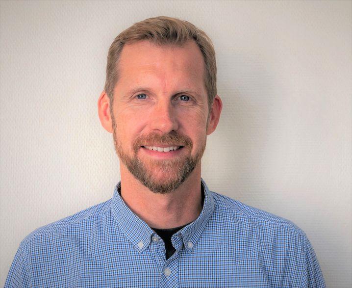 Prof. Dr. Leif Erik Sander, 43, Leiter der Forschungsgruppe Infektionsimmunologie und Impfstoffforschung an der Charité in Berlin.