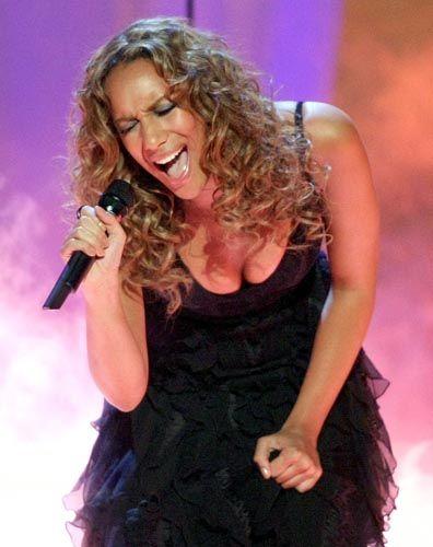 Sängerin Leona Lewis: Platz zwei in den Charts, aber aktuell die Nummer eins bei den Downloads