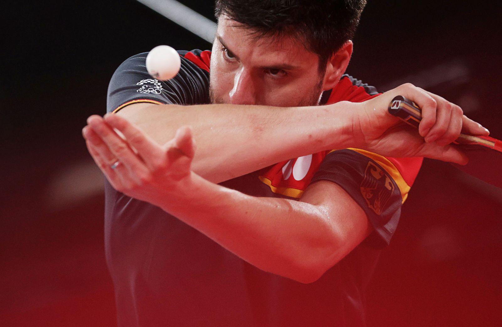 Table Tennis - Men's Singles - Semifinal