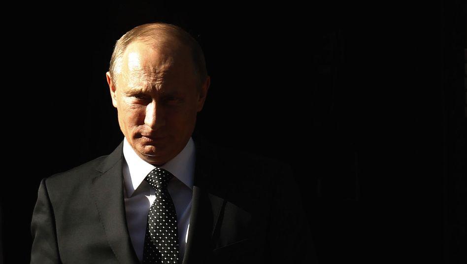 Russlands Präsident Putin: Abschreckung muss gewahrt bleiben