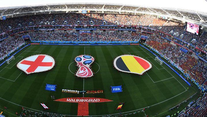Belgiens Sieg gegen England: Ein Treffer gegen die Langeweile