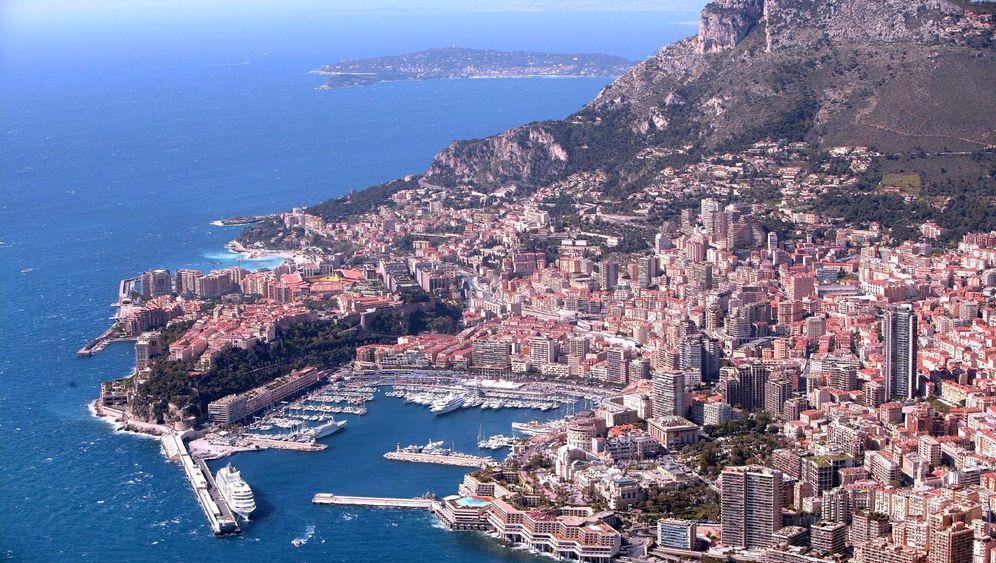Monaco: Auf den Spuren von Grace Kelly
