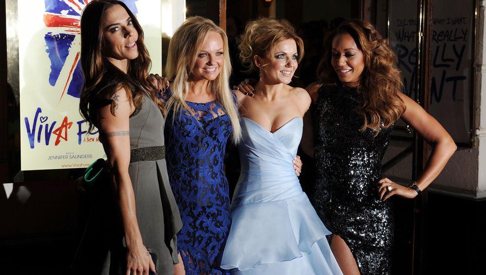 Spice Girls: Premiere in London