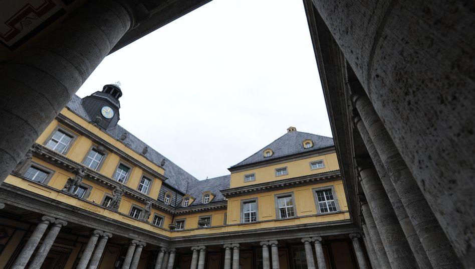 Zentrale der Munich Re in München: Japan-Beben teuerste Naturkatastrophe aller Zeiten