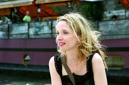 Filmfranzösin Delpy: In ganz Paris von der Liebe sprechen