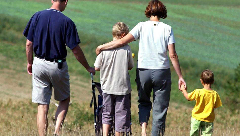 Familie: 91 Millionen Verträge über Lebensversicherungen gibt es in Deutschland