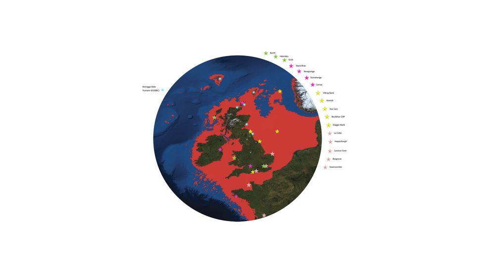 Doggerland: Auferstanden aus der Nordsee