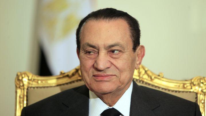 Husni Mubarak: Karriere eines Despoten