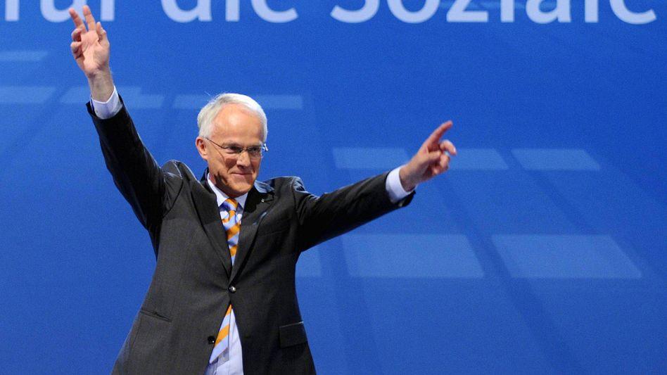Ministerpräsident Rüttgers: CDU-Parteizentrale und Staatskanzlei sollen kooperiert haben