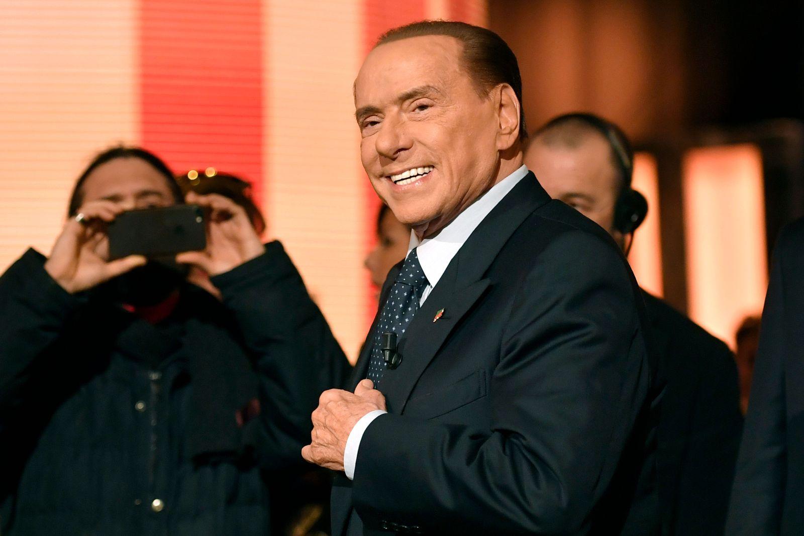 ITALY-POLITICS-BERLUSCONI-PARTY-FORZA-ITALIA